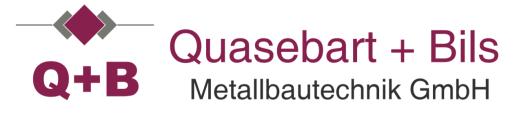 Quasebart + Bils Metallbautechnik Oelde